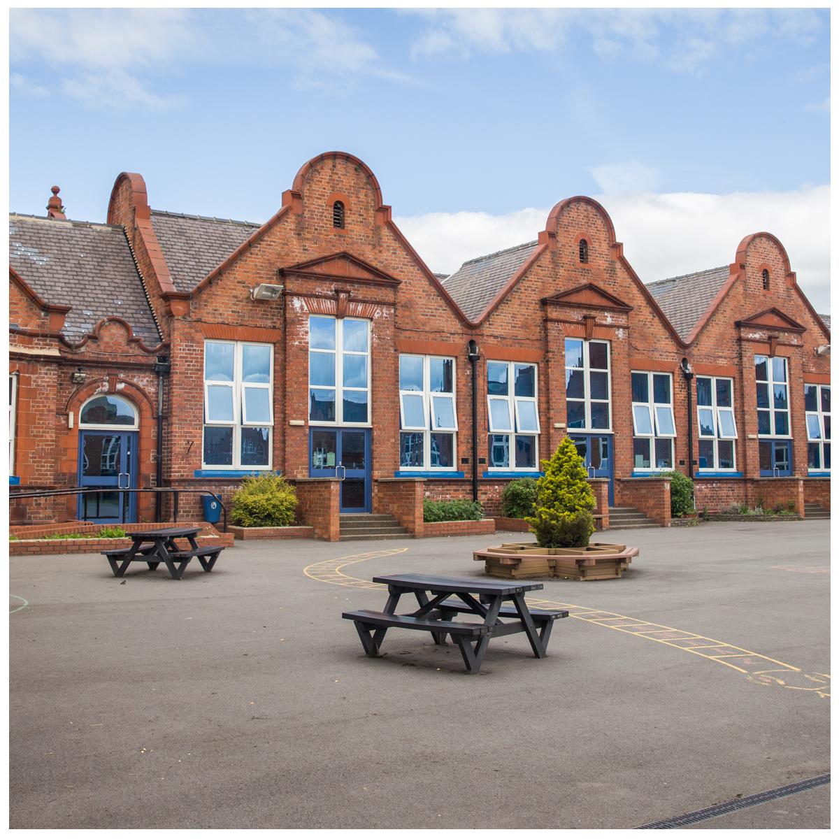 Corportation Road School Circle